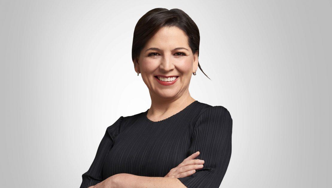 BP nombra a Angélica Ruiz, como vicepresidenta para